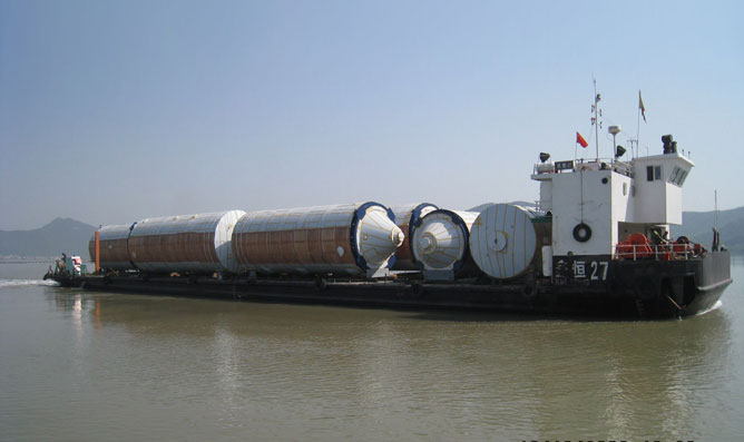 Ocean cargo, sea freight break bulk - World Project Group