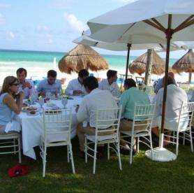World Project Group members gather for annual meeting in Cancun