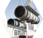 Project management, Break bulk cargo and Indutrial transfers